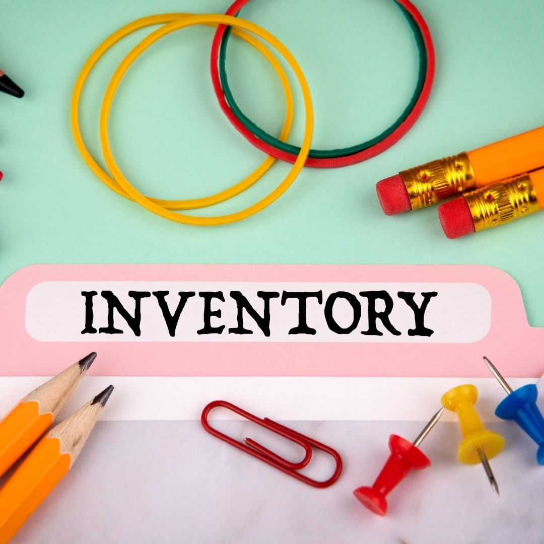 inventory folder tab